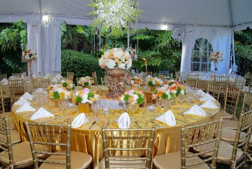 Wedding Bouquets, Ceremonies and Receptions
